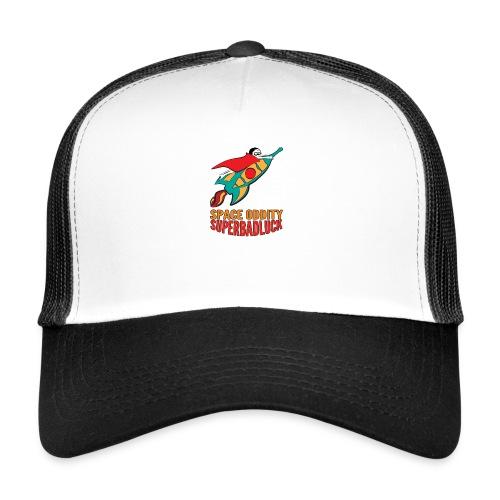 superbadluck - SPACEODDITY - Trucker Cap