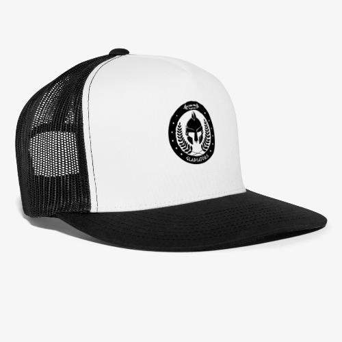 Gym Pur Gladiators Logo - Trucker Cap