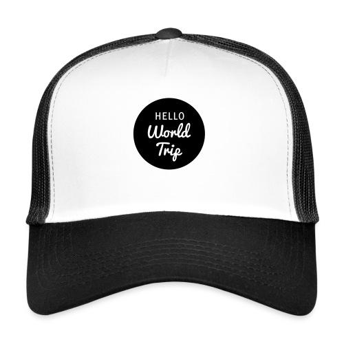 Hello World Trip - Trucker Cap