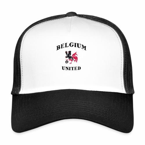 Belgium Unit - Trucker Cap