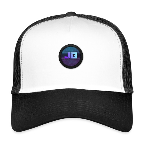 Pet met Logo - Trucker Cap