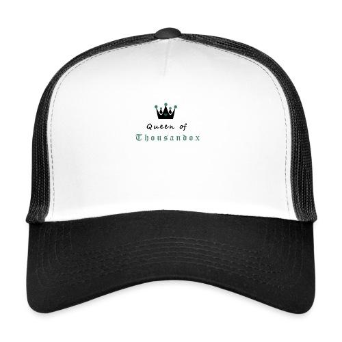 Queenofthousandox - Trucker Cap