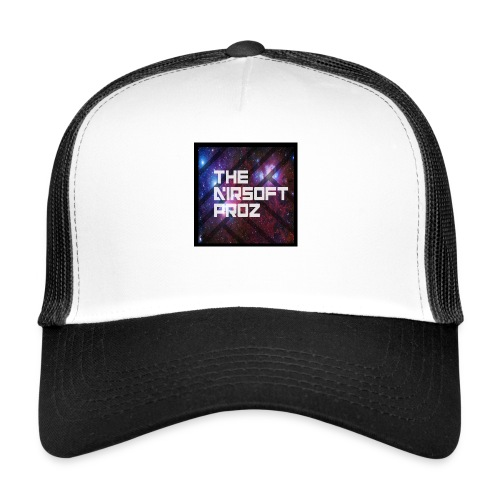 TheAirsoftProz Galaxy Mens Long Sleeve - Trucker Cap