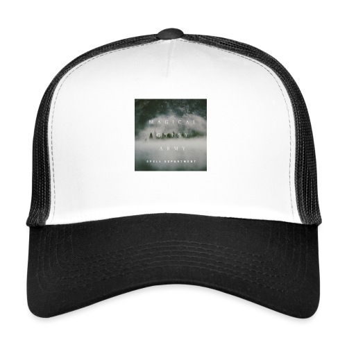 MAGICAL GYPSY ARMY SPELL - Trucker Cap