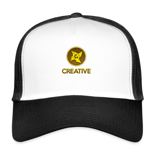 Creative logo shirt - Trucker Cap