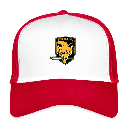 Fox Hound Special Forces - Trucker Cap