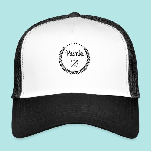 Palmix_wish V-neck - Trucker Cap