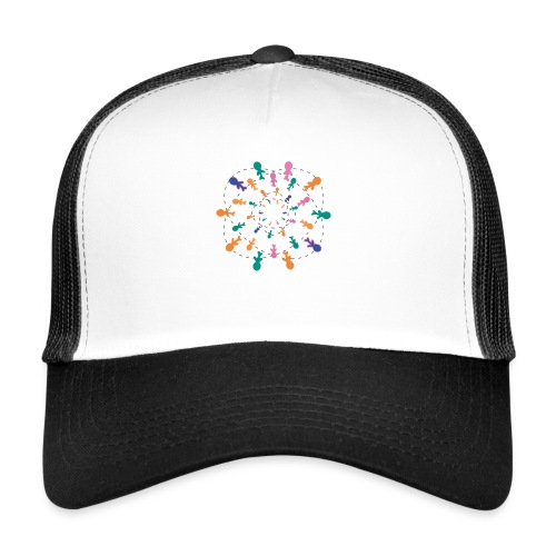 People of the word (type 2) - Trucker Cap