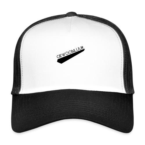 GewoonLuuk - Trucker Cap
