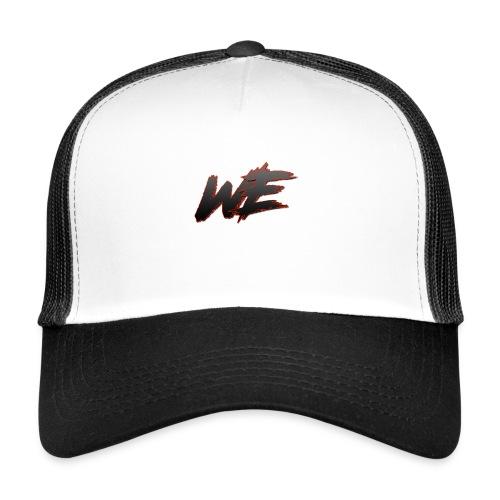 VI Logo - Trucker Cap