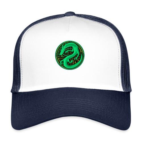 logo mic03 the gamer - Trucker Cap
