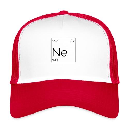Mendeleïev Nerd - Trucker Cap