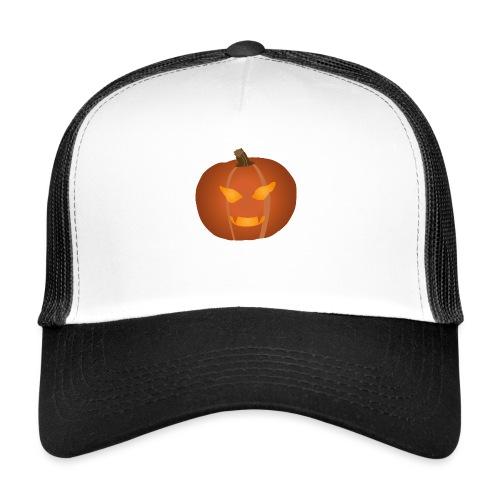 Pumpkin - Trucker Cap
