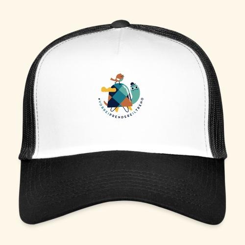 Tartaruga e uccellino - Trucker Cap