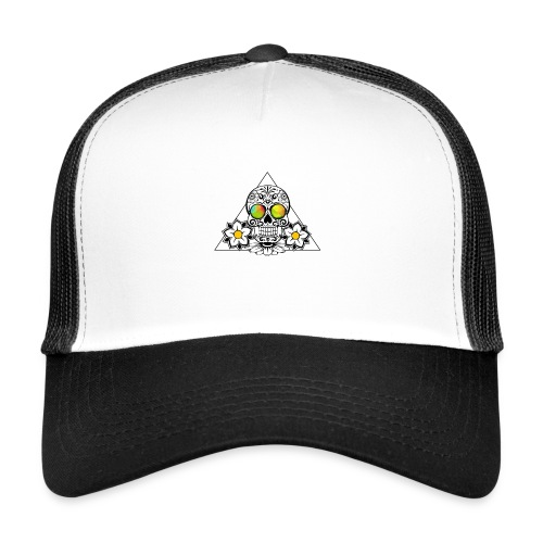 The day of the dead - Trucker Cap