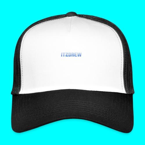 ITZDREW MERCH - Trucker Cap