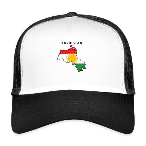 Kurdistan - Trucker Cap