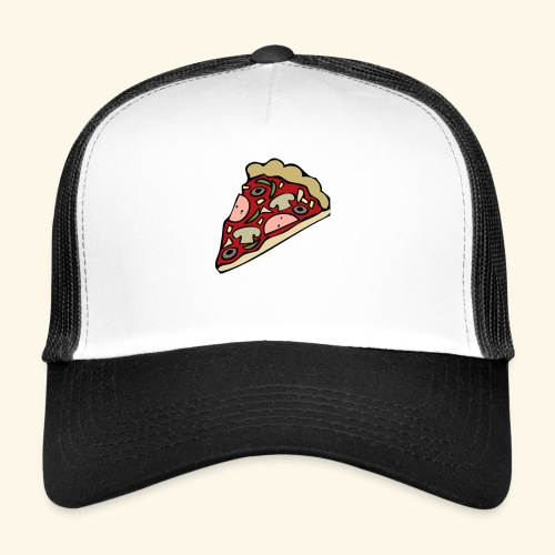 Pizza - Trucker Cap