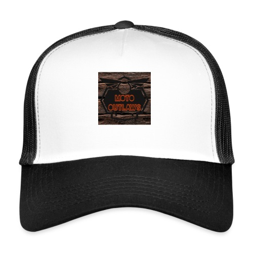 Moto Outlaws - Trucker Cap