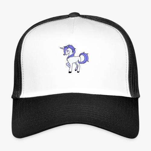 Lila Einhorn - Trucker Cap