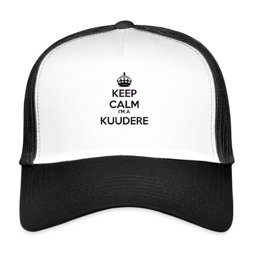 Kuudere keep calm - Trucker Cap