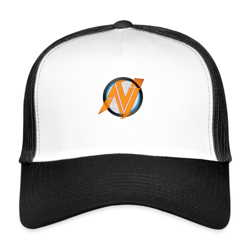 invi.rocks Logo - Trucker Cap