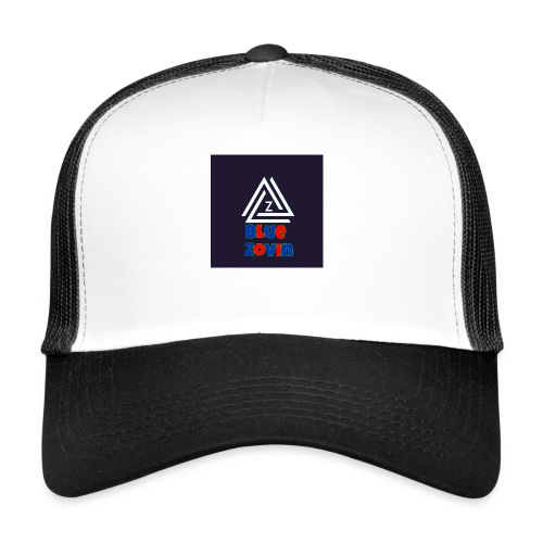 BlueZovinshirt - Trucker Cap