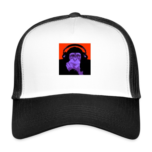 project dj monkey - Trucker Cap
