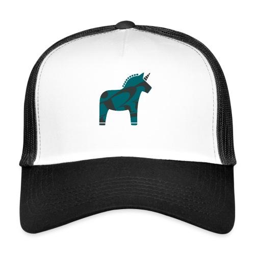 Swedish Unicorn - Trucker Cap