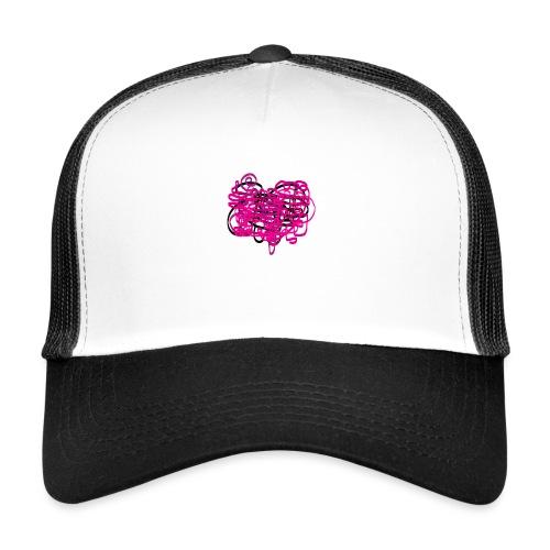 delicious pink - Trucker Cap
