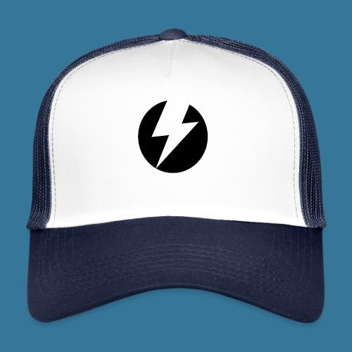 BlueSparks - Inverted - Trucker Cap