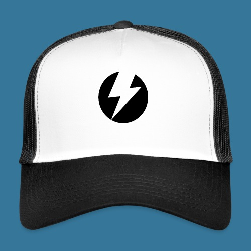 BlueSparks - Inverted - Trucker Cap