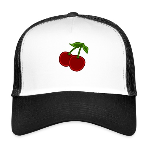 cherry - Trucker Cap