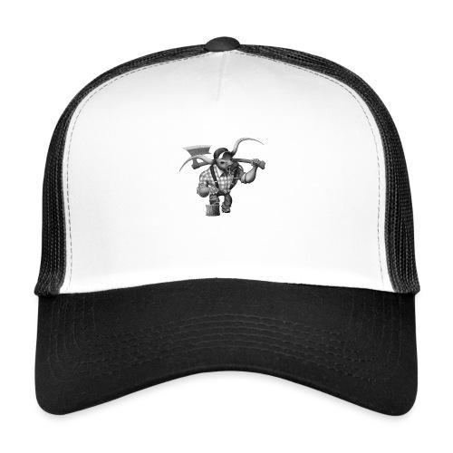 Bull Lumberjack - Trucker Cap