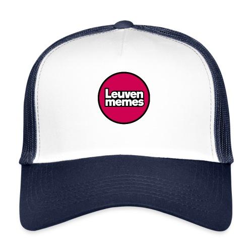 Logo LeuvenMemes - Trucker Cap