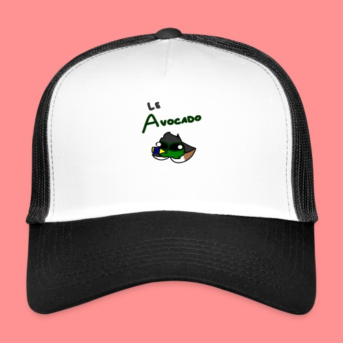 Le Avocado - Trucker Cap