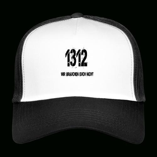 1312 BOSS - Trucker Cap