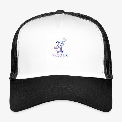 galaxy skootix - Trucker Cap