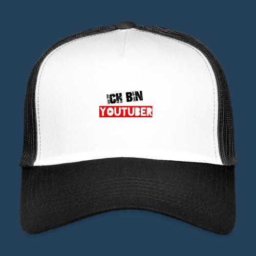 Ich bin Youtuber! - Trucker Cap