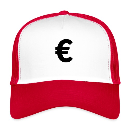 EuroBlack - Trucker Cap