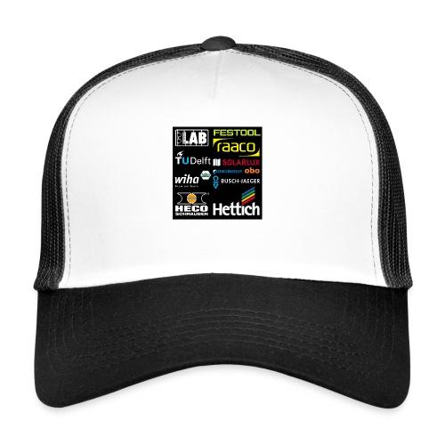 tshirt 2 rueck kopie - Trucker Cap
