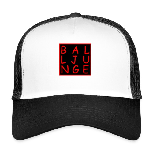 Balljunge - Trucker Cap