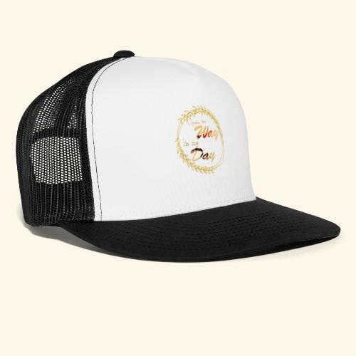 its my day weddingcontest - Trucker Cap