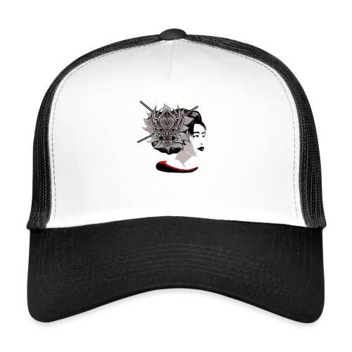 Warrior Flower - Trucker Cap