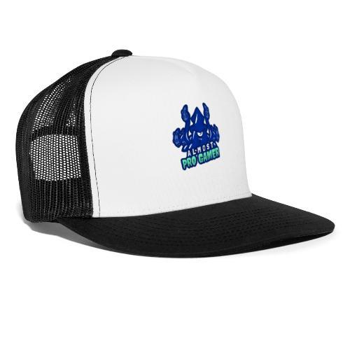 Almost pro gamer BLUE - Trucker Cap