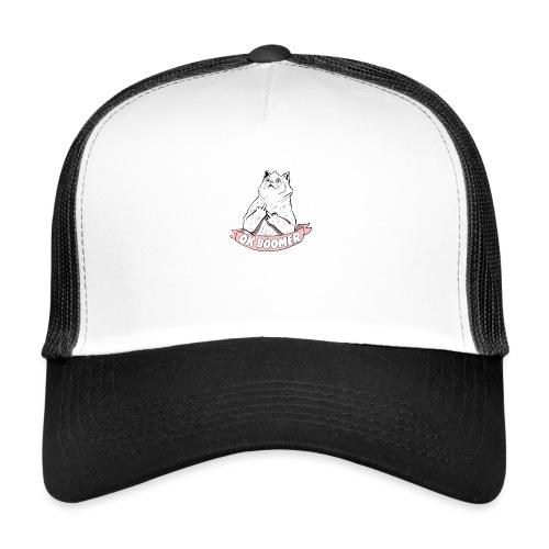 OK Boomer Cat Meme - Trucker Cap