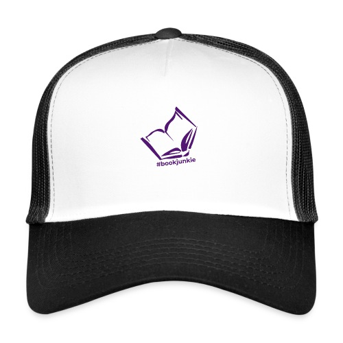 #bookjunkie 2019 - Trucker Cap