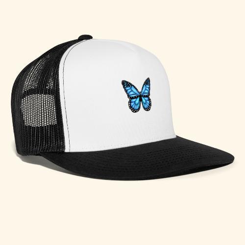 Vlinder T-shirt - Butterfly - Trucker Cap