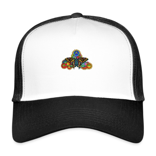 Happy Butterfly! - Trucker Cap
