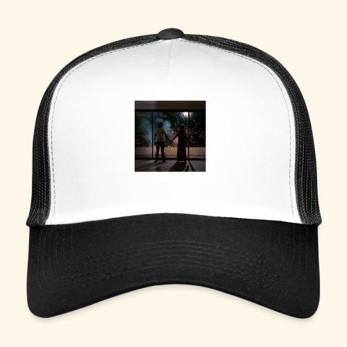 Mum look at me, I'm really okay. - Trucker Cap